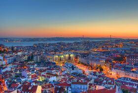 Parcheggio Punti di interesse a Lisbona: prezzi e abbonamenti | Onepark