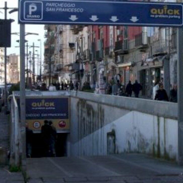 Parcheggio Pubblico QUICK PORTA CAPUANA NAPOLI (Coperto) parcheggio Napoli