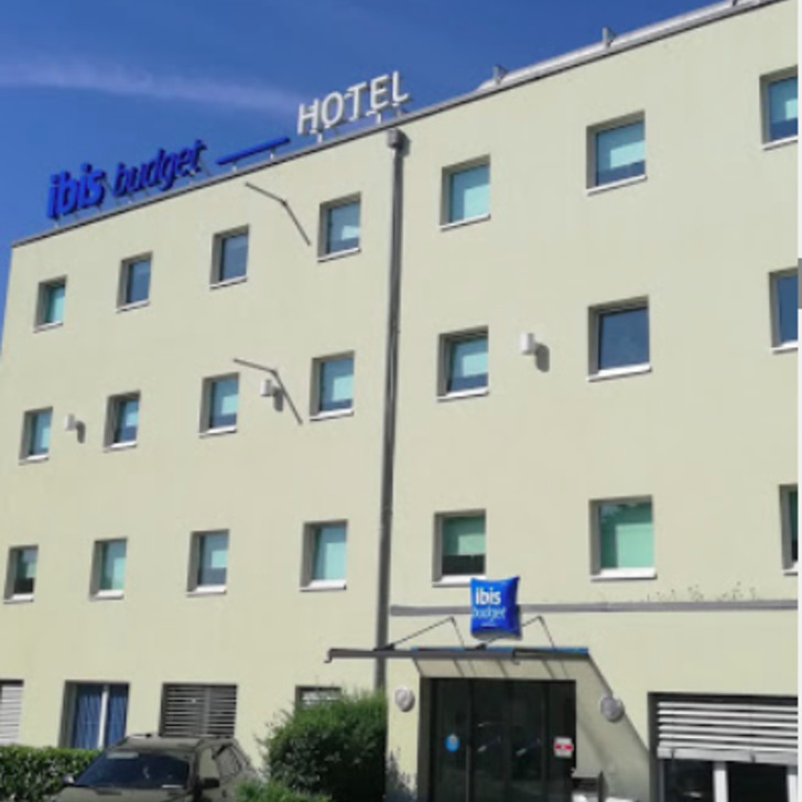 Parque de estacionamento Estacionamento Hotel IBIS BUDGET BASEL PRATTELN (Coberto) Pratteln