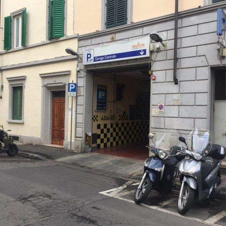 Öffentliches Parkhaus QUICK GARAGE CENTRALE VIA GOZZOLI (Überdacht) Firenze