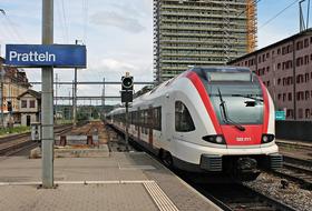 Parcheggio Gare de Pratteln: prezzi e abbonamenti - Parcheggio di stazione   Onepark