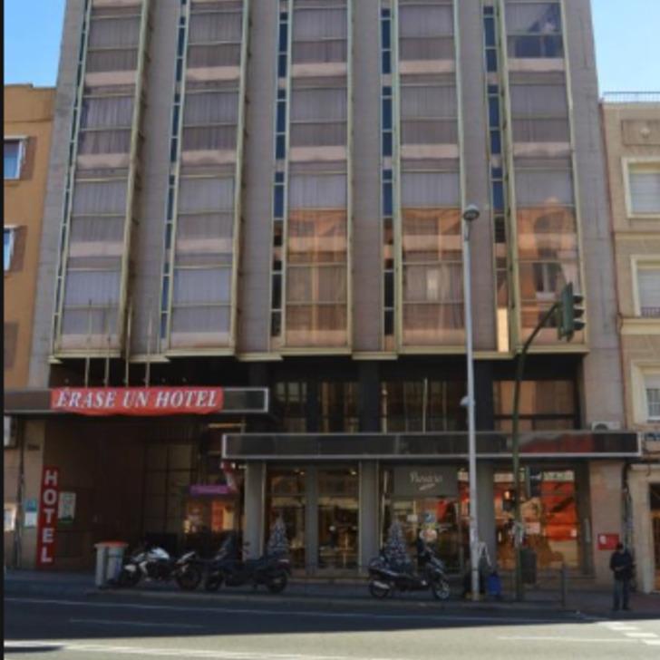 Hotel Parkhaus ERASE UN HOTEL (Überdacht) Madrid
