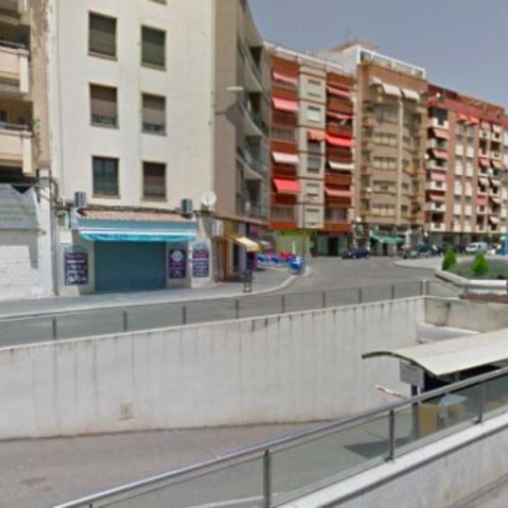 Parque de estacionamento Estacionamento Público SANTA MARGARITA (Coberto) Linares