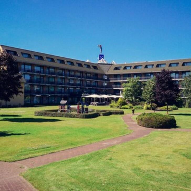 Estacionamento Hotel VAN DER VALK HOTEL BERLIN BRANDENBURG (Exterior) Blankenfelde-Mahlow