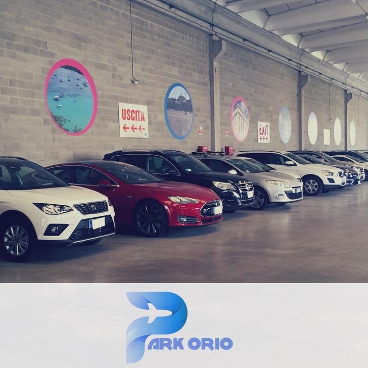 Discount Parkhaus PARK ORIO (Überdacht) Azzano san paolo (BG)