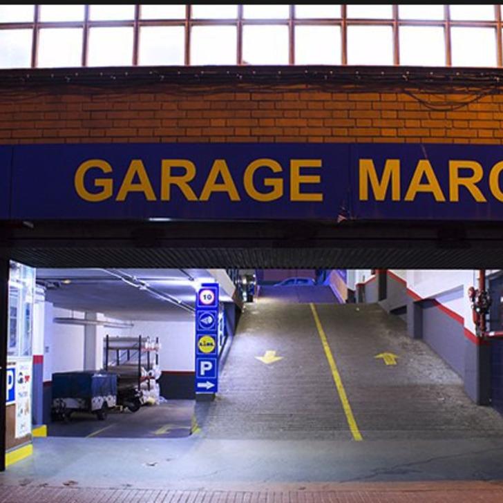 GARATGE MARC Openbare Parking (Exterieur) Santa Coloma de Gramenet