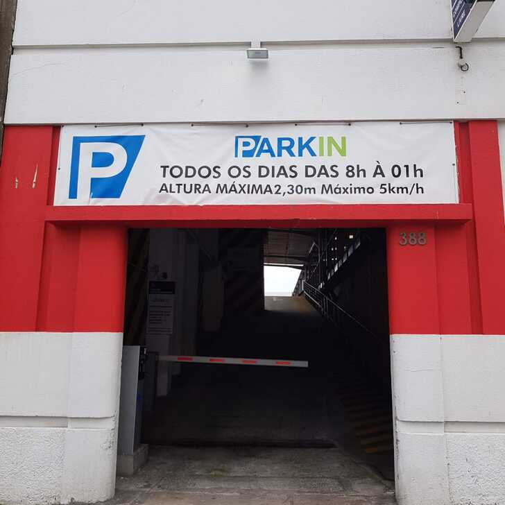 Estacionamento Público PARKIN MATOSINHOS (Coberto) Matosinhos