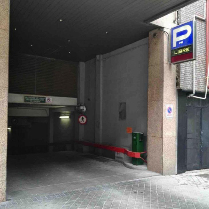 Parcheggio Pubblico GALGOS SERRANO (Coperto) Madrid