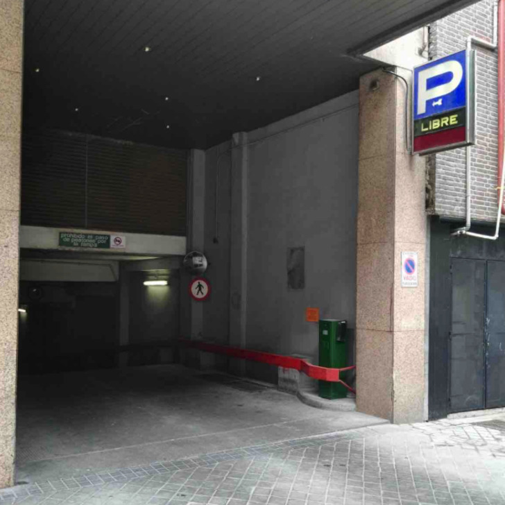 Parking GALGOS SERRANO (Cubierto) Madrid