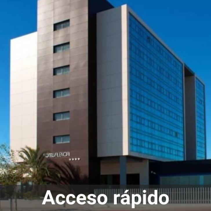 Parcheggio Hotel VALENCIA CONGRESS AIRPORT (Coperto) Paterna