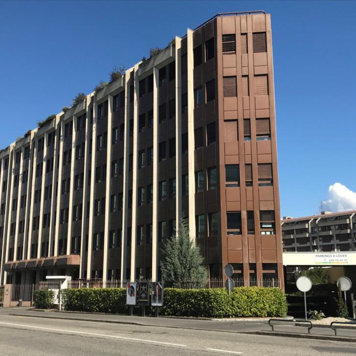 Parque de estacionamento Estacionamento Edifício AVENUE GIUSEPPE MOTTA (Coberto) Genève