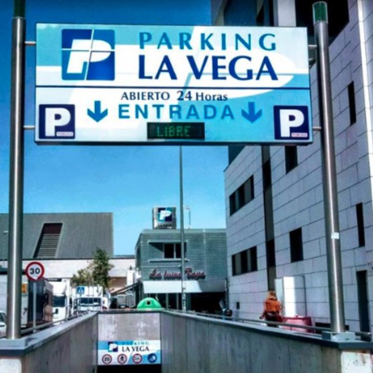Parking Public LA VEGA (Couvert) Murcia