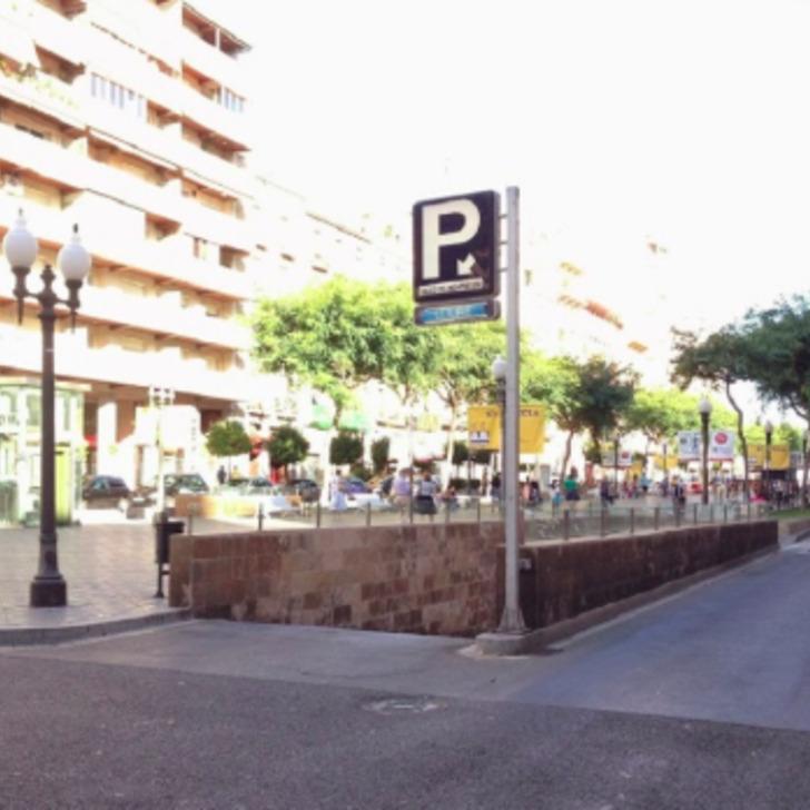 Öffentlicher Parkplatz PARKING BALCÓ DEL MEDITERRANI (Überdacht) Tarragona