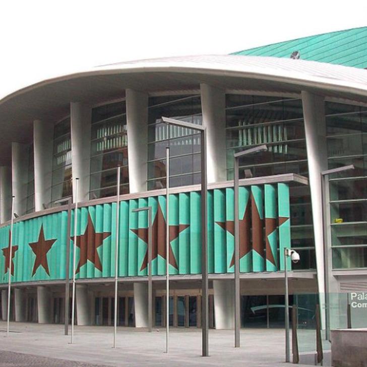 Parcheggio Ufficiale WIZINK PALACIO DE LOS DEPORTES DE MADRID (Coperto) Madrid