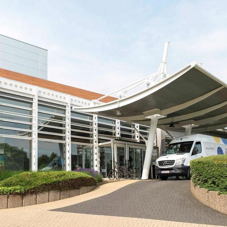 Parque de estacionamento Estacionamento NOVOTEL BRUSSELS AIRPORT (Exterior) Zaventem