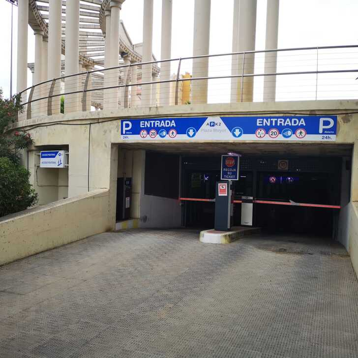 Parking Público PLAZA MAYOR (Cubierto) Calp, Alacant