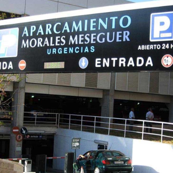 Parcheggio Pubblico HOSPITAL JOSE MARIA MORALES (Coperto) Murcia
