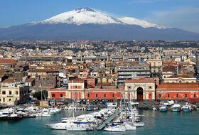 Catania car park: prices and subscriptions - City car park | Onepark