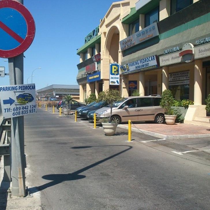 Öffentliches Parkhaus PEDROCAR ECO (Überdacht) Málaga