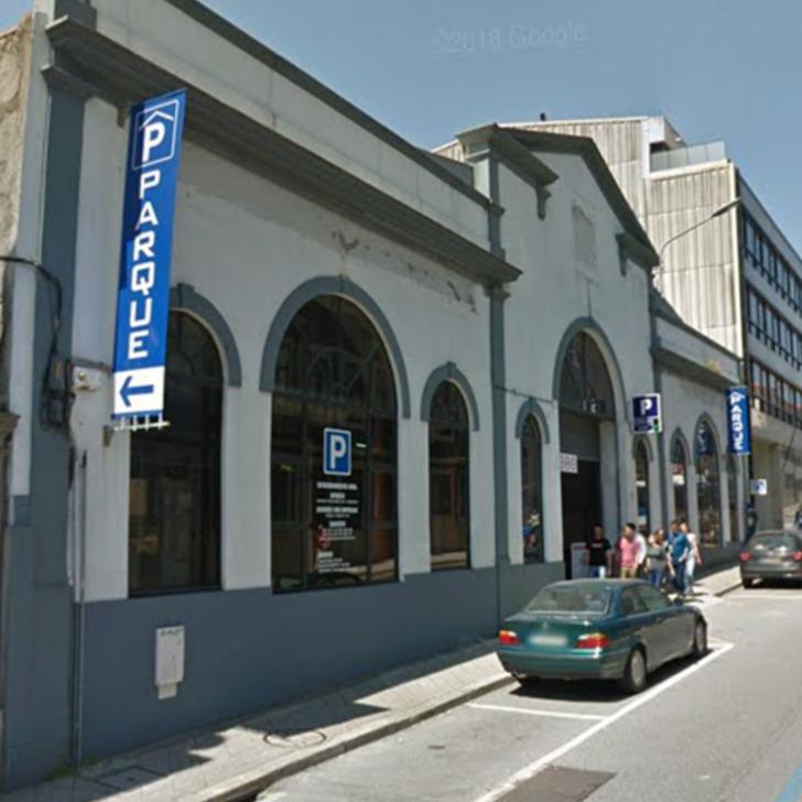 Estacionamento Público PARQUE D. JOÃO IV ALVES DA VEIGA (Coberto) Porto