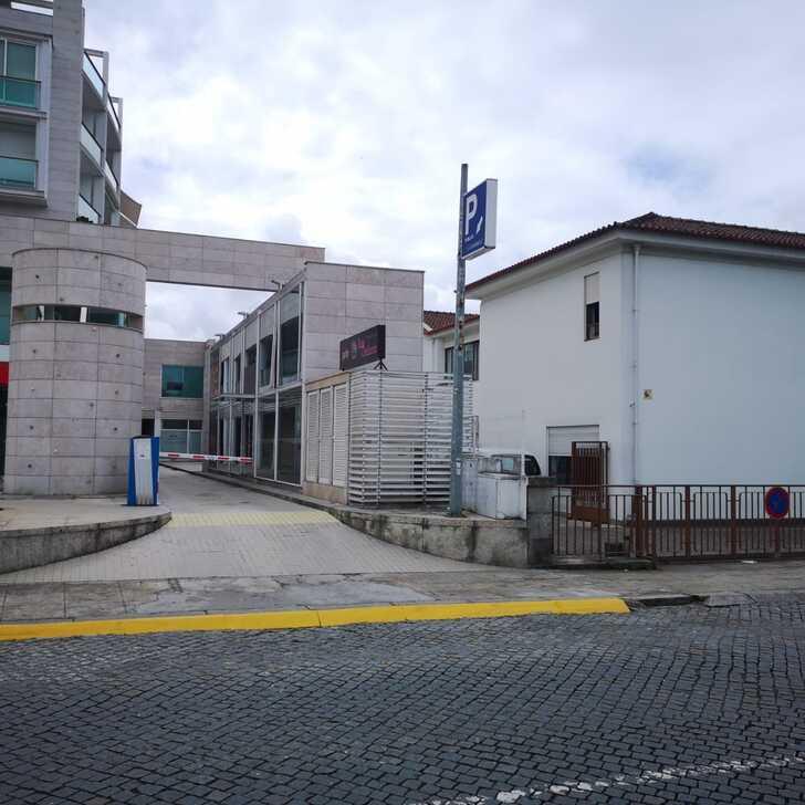 Parque de estacionamento Estacionamento Público PARQUE VISCONDE DO RAIO (Coberto) Braga