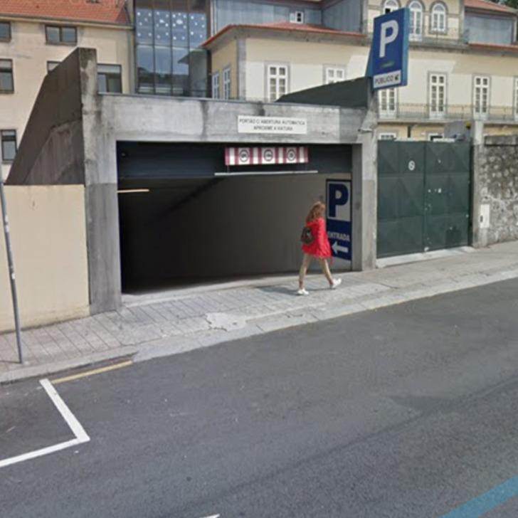 PARQUE DO MARQUÊS Openbare Parking (Overdekt) Porto