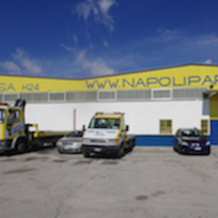 Estacionamento Low Cost NAPOLI PARKING (Exterior) Napoli