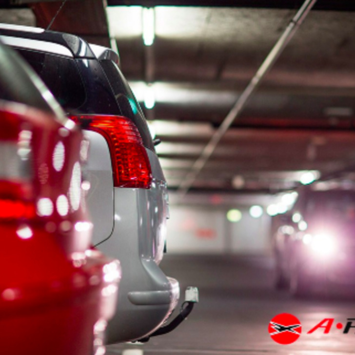 Parkservice Parkplatz APARK ATOCHA PREFERENCE  Madrid