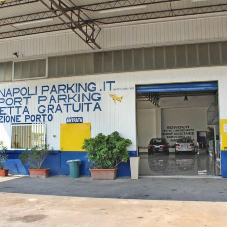 NAPOLI PARKING Discount Parking (Overdekt) Napoli