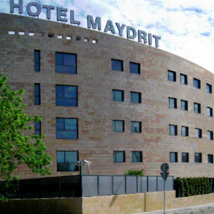 Parking Hotel SANTOS MAYDRIT AIRPORT (Cubierto) Madrid