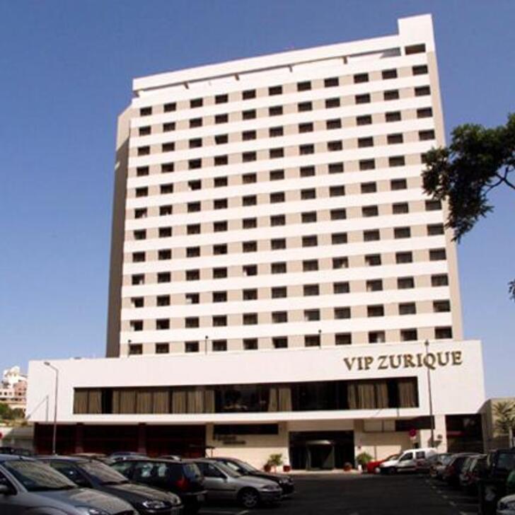 HOTEL VIP EXECUTIVE ZURIQUE Hotel Parking (Overdekt) Lisboa