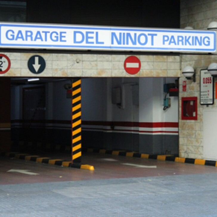 Parcheggio Pubblico GARATGE DEL NINOT (Coperto) Barcelona