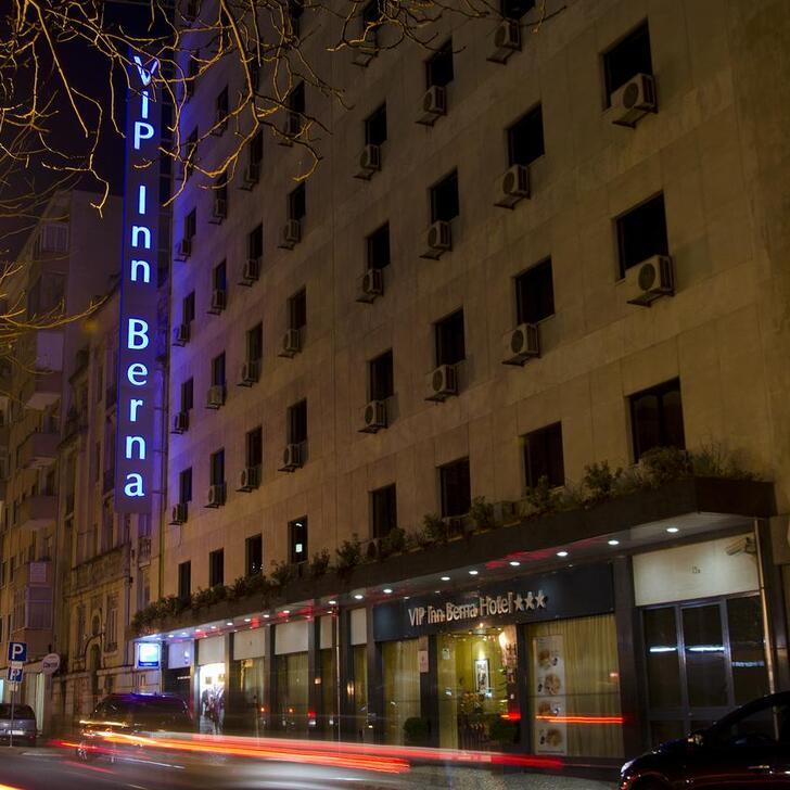 HOTEL VIP INN BERNA Hotel Parking (Overdekt) Lisboa