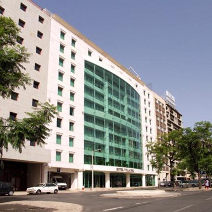 Estacionamento Hotel  VIP EXECUTIVE ENTRECAMPOS (Coberto) Lisboa