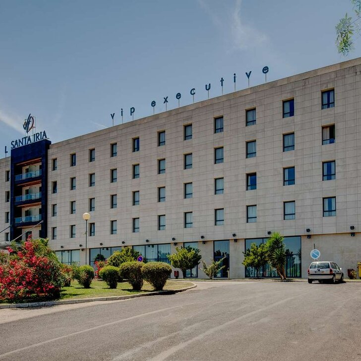 HOTEL VIP EXECUTIVE SANTA IRIA Hotel Parking (Overdekt) Santa Iria da Azóia
