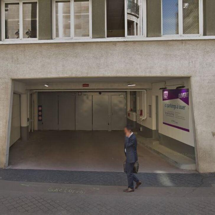 Estacionamento Edifício RUE DE L'UNIVERSITE (Coberto) Paris