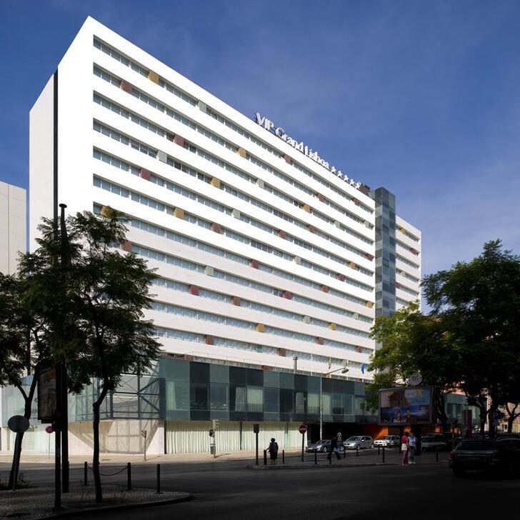 Hotel Parkhaus HOTEL VIP GRAND LISBON HOTEL & SPA (Überdacht) Lisboa