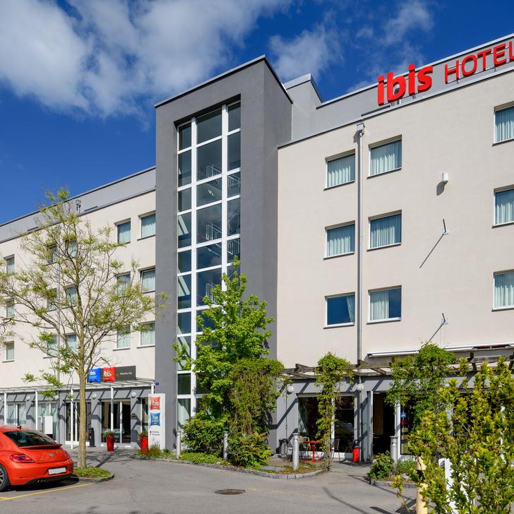 Parcheggio Hotel IBIS WINTERTHUR CITY (Esterno) Winterthur