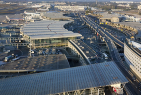 Roissy CDG Airport - Terminal 2C and 2D car park in Paris: prices and subscriptions | Onepark