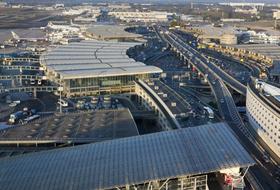 Parkhaus Roissy CDG Flughafen - Terminal 2C und 2D in Paris : Preise und Angebote | Onepark