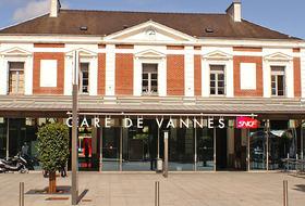 Estacionamento Estação de Vannes Vannes: Preços e Ofertas  - Estacionamento estações | Onepark