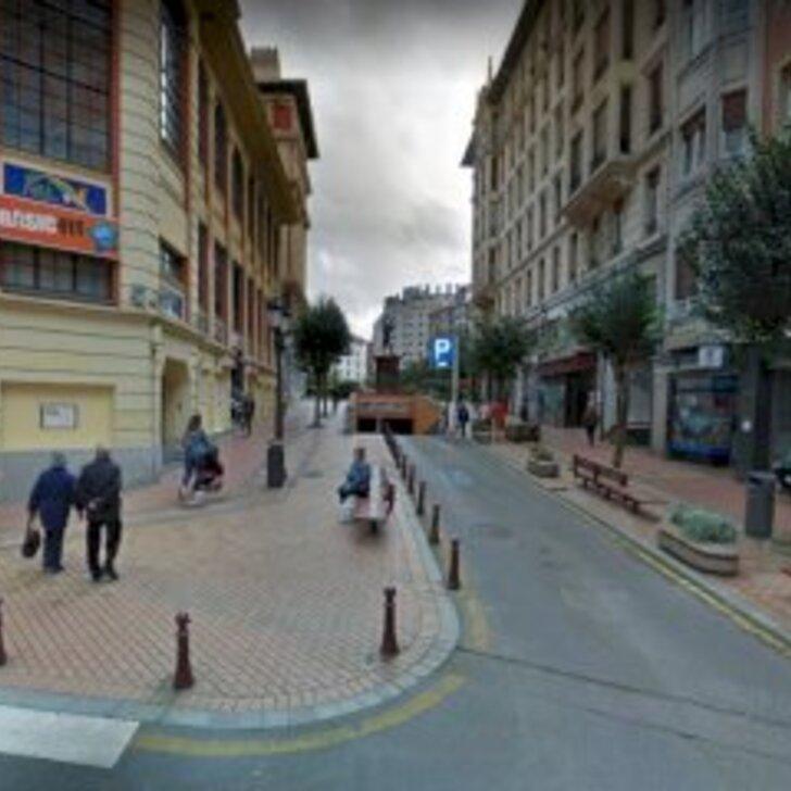 APK2 APARCAMIENTO HERRIKO PLAZA Openbare Parking (Overdekt) Barakaldo, Bizkai
