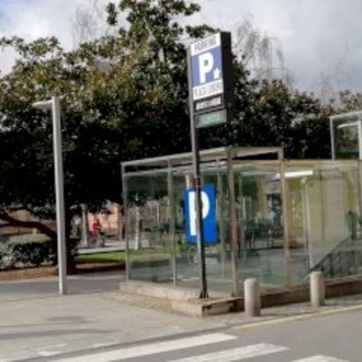 APK2 PLAZA EUROPA Openbare Parking (Overdekt) Gijón, Asturias