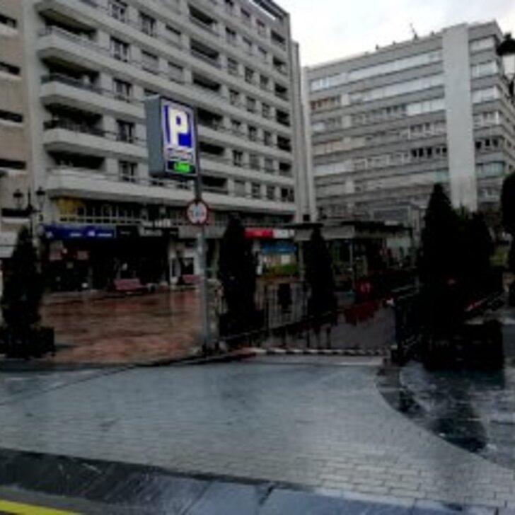 APK2 PLAZA LONGORIA CARBAJAL Openbare Parking (Overdekt) Oviedo