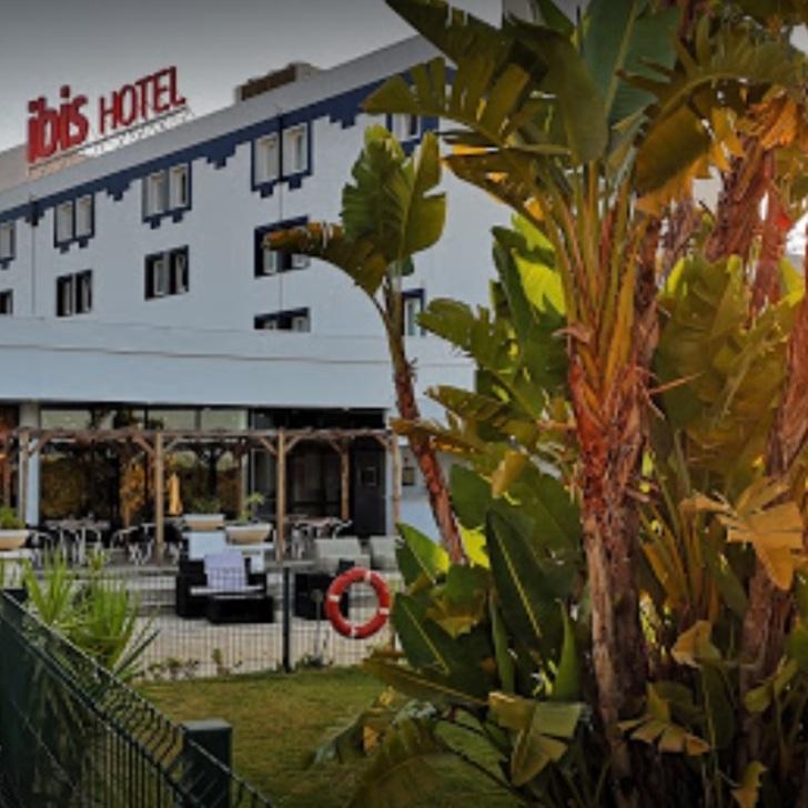 Estacionamento Hotel IBIS FARO ALGARVE (Exterior) Faro