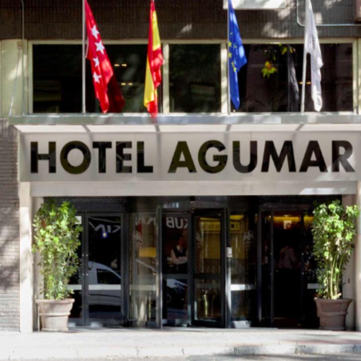 Parking Hotel SANTOS AGUMAR ATOCHA (Cubierto) Madrid