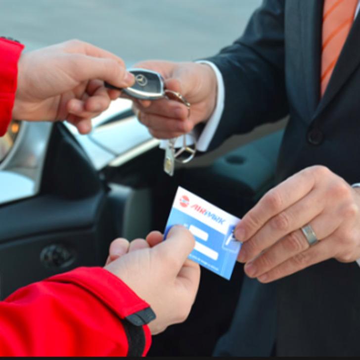 APARK BARAJAS PREFERENCE Valet Service Parking (Overdekt) Madrid