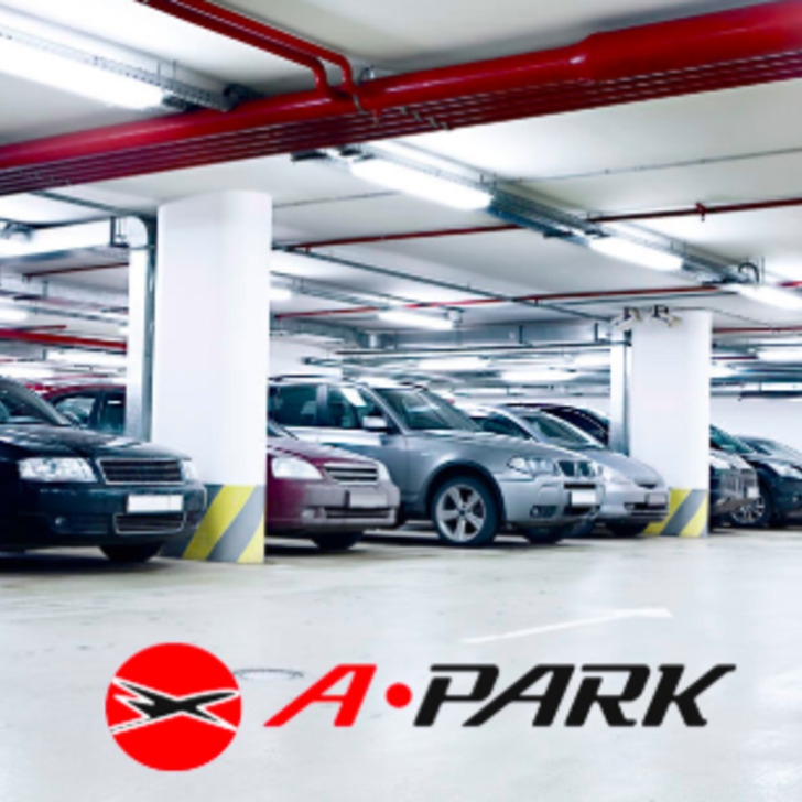 APARK STANDARD CHAMARTIN Valet Service Car Park (Covered) Madrid
