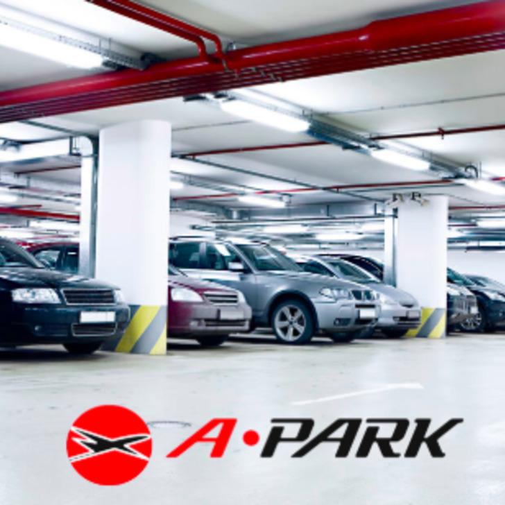 Parkservice Parkplatz APARK STANDARD CHAMARTIN (Überdacht) Madrid