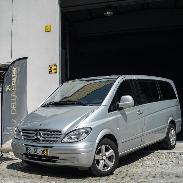 Estacionamento Low Cost DELUXE PARK (Exterior) Maia